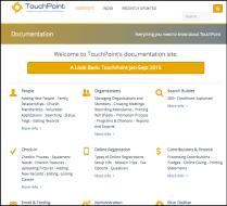 Documentation Home Page