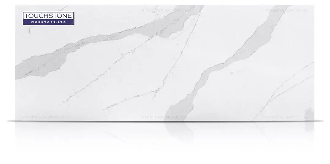 Silestone Eternal Classic Calacatta  Touchstone Worktops Ltd
