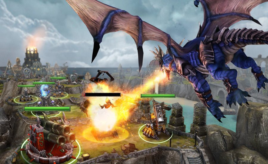 Pocket Gems Launches Ambitious Strategy Game War Dragons