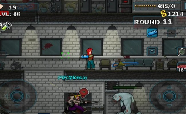 Shooter Game Zombie Kill Of The Week Reborn Now