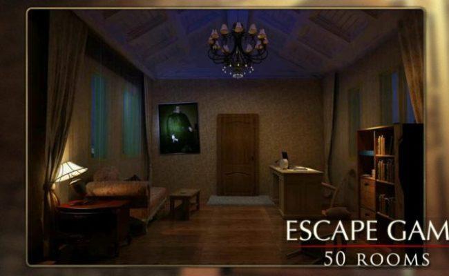 Escape Game 50 Rooms Walkthrough Level 1 Level 10