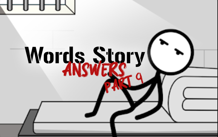Words Story Answers Levels 401450  Touch Tap Play