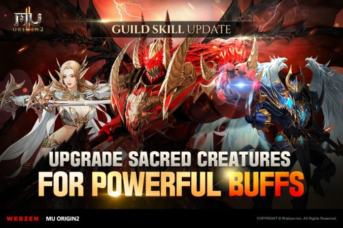 Smash-hit MMORPG MU Origin 2 Gets a Huge New Update