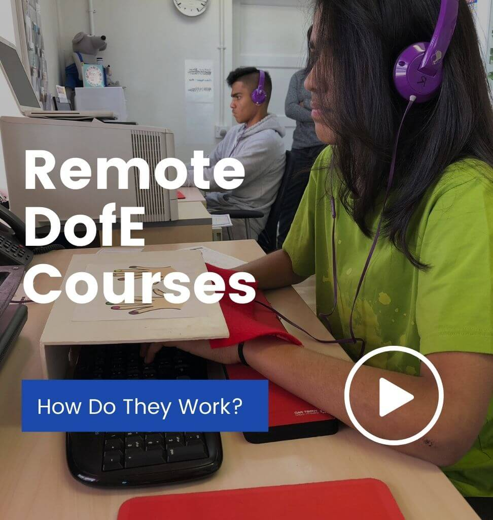 DofE Skills Ideas Remote Courses