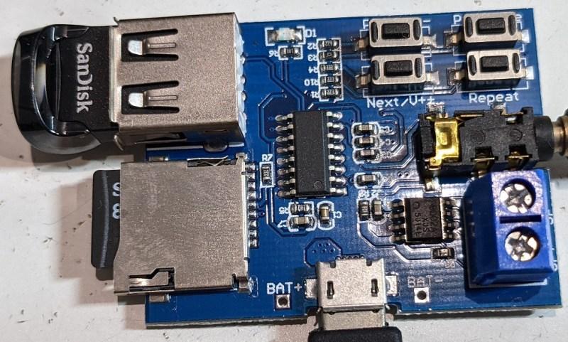 AliExpress USB SD Card MP3 Player