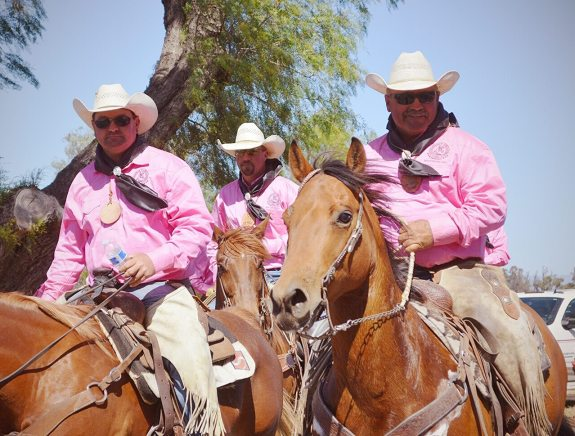 Rancheros Visitadores - Ride for a Cure