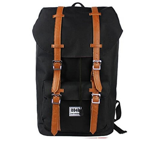 8848 Unisex Travel Hiking Water-Resistant Laptop Backpack