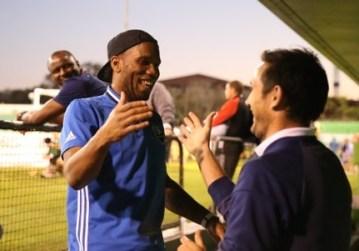 Drogba-Lampard
