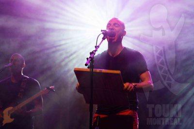 Carlo de Sacco et son groupe Grèn Sémé (@gren.seme) a fait vibrer le public au son maloya «évolutif»