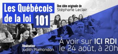 Les Québécois de la loi 101