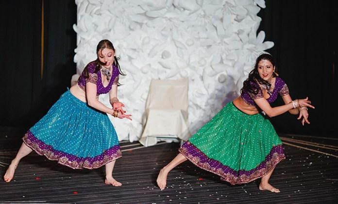 Atelier de danse indienne