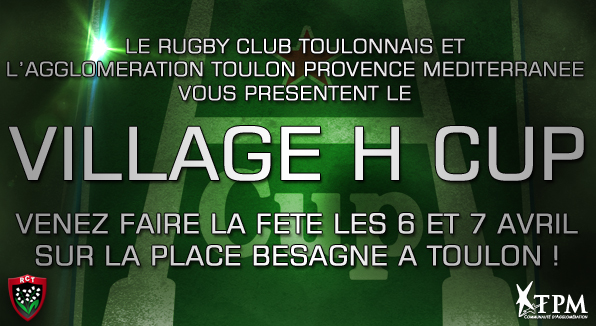 VILLAGE H CUP RCT TOULON