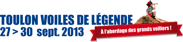TOULON VOILES DE LEGENDES
