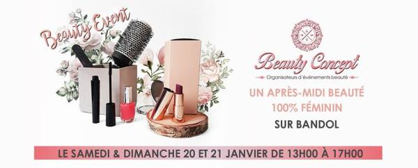 BEAUTY EVENT BY BEUTY CONCEPT