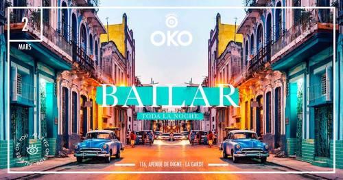 SOIREE BAILAR OKO CLUB