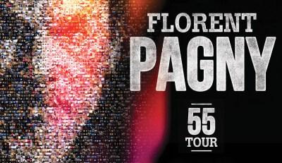 FLORENT PAGNY 55 TOUR ZENITH OMEGA TOULON