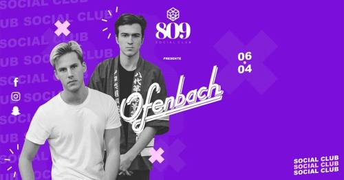 OFENBACH 809 SOCIAL CLUB