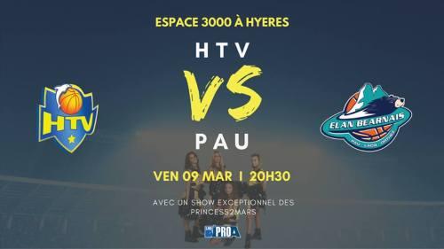 HTV PAU ESPACE 3000 HYERES