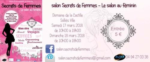 SALON SECRETS DE FEMMES