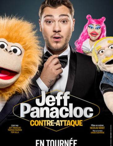 JEFF PANACLOC CONTRE-ATTAQUE A SANARY