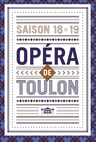 OPERA DE TOULON 2018 2019