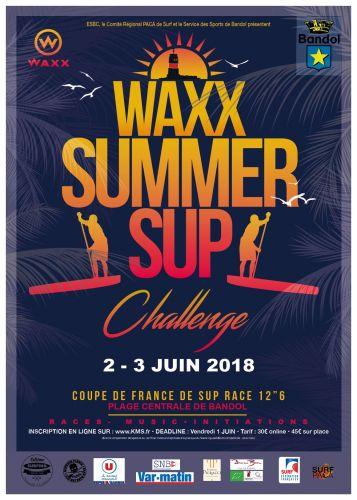 WAXX SUMMET SUP BANDOL