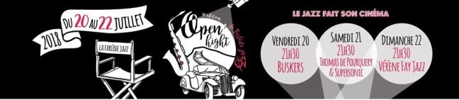 FESTIVAL OPEN'HIGH A LA FARLEDE
