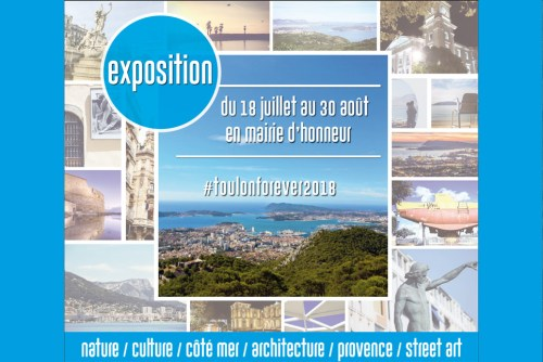 EXPOSITION TOULON FOREVER 2018
