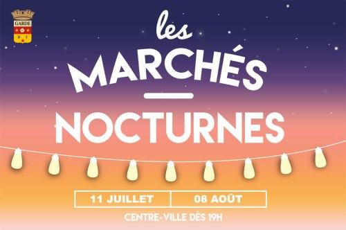 MARCHE NOCTURNE DE LA GARDE 2018