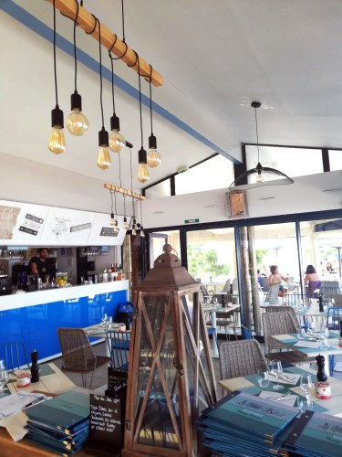 RESTAURANT LA NOTE BLEUE MOURILLON TOULON