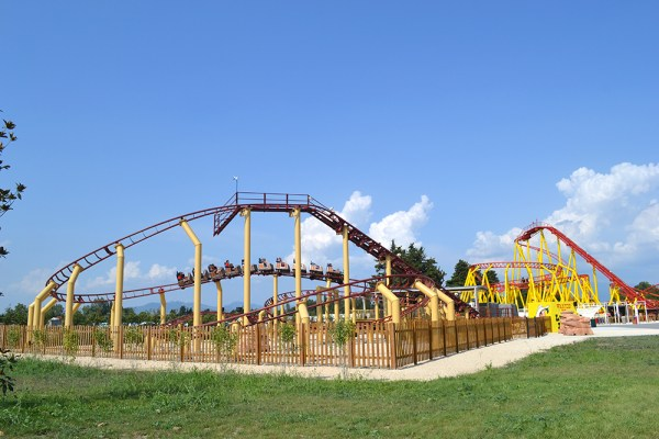 PARC SPIROU ROLLER COASTERS