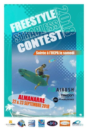 FREESTYLE STRAPLESS CONTEST