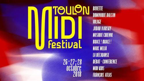 TOULON MIDI FESTIVAL 2018