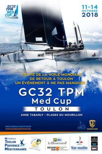 Nautisme - Finale GC32 Racing Tour Toulon