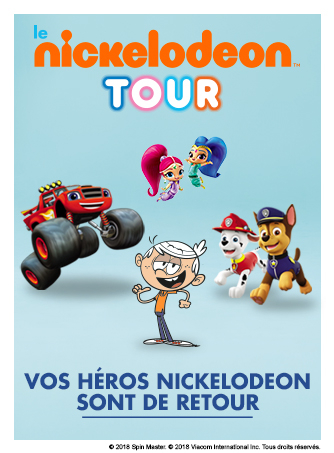 NICKELODEON TOUR MAYOL
