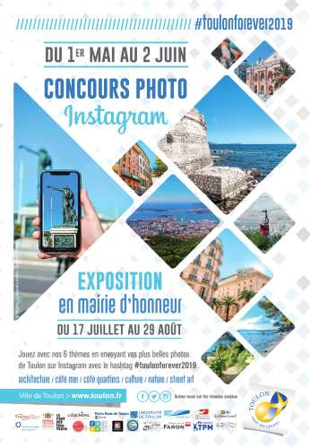 CONCOURS PHOTO INSTAGRAM 2019 #TOULONFOREVER2019