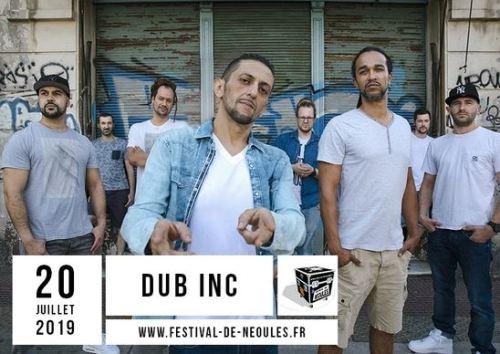 CONCERT DUB INC AU FESTIVAL DE NEOULES