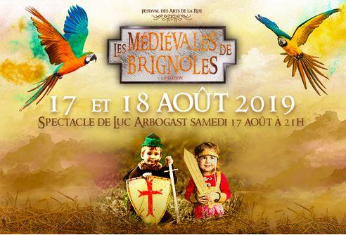 LES MEDIEVALES DE BRIGNOLES 2019
