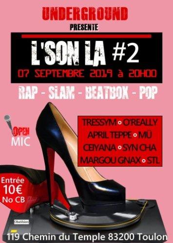 L'SON LA #2