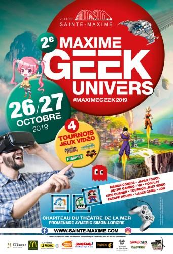 Maxime Geek Universe à Sainte-Maxime