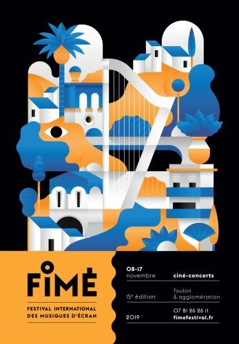 FIME Festival International des Musiques d'Ecran TOULON