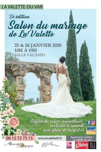 SALON DU MARIAGE DE LA VALETTE