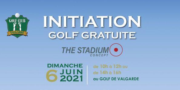 INITIATION GOLF VALGARDE LA GARDE