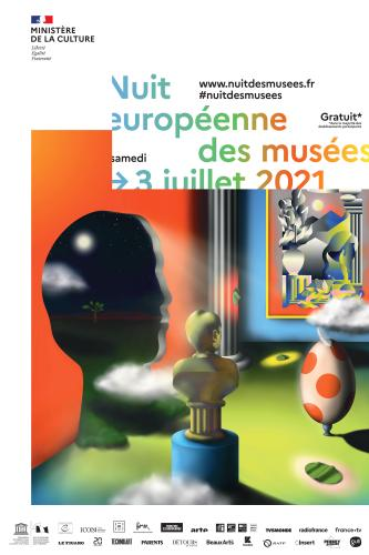 NUIT EUROPEENNE DES MUSEES 2021
