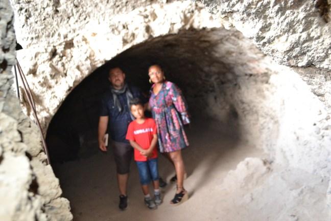 PHOTO DE FAMILLE A COTIGNAC