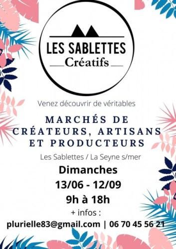 LES SABLETTES CREATIFS