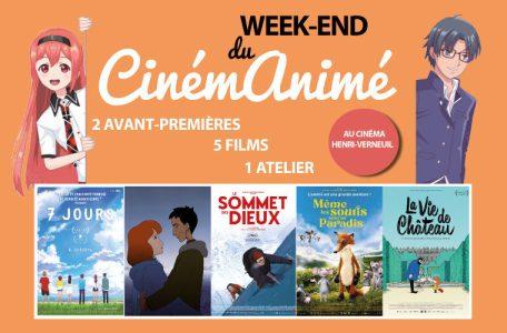 WEEK END DU CINEMANIME A LA VALETTE DU VAR