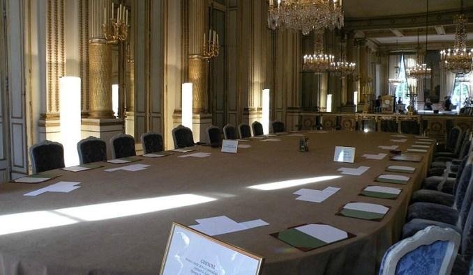 Conseil des ministres Manuel Valls méthode