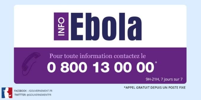Ebola France