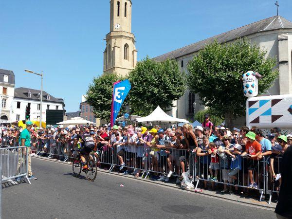 foule Tour de France